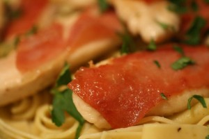 Chicken_saltimbocca